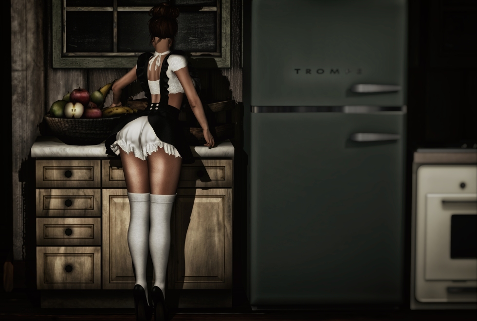Good in the kitchen